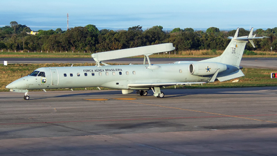 FAB6704 - Embraer R-99A - Brazil - Air Force