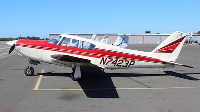 N7423P - Piper PA-24-180 Comanche - Private