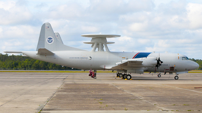 N145CS - Lockheed P-3B Orion AEW - United States - Customs and Border Protection