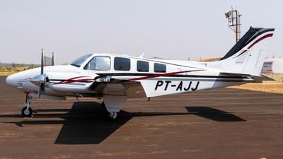 PT-AJJ - Beechcraft 58 Baron - Private