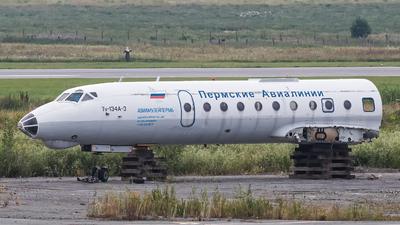 RA-65775 - Tupolev Tu-134A-3 - Perm Airlines