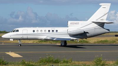 N504ED - Dassault Falcon 50 - Private