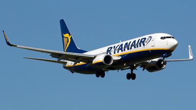 EI-EVD - Boeing 737-8AS - Ryanair