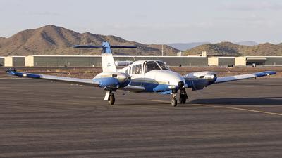 A picture of N971PA - Piper PA44180 Seminole -  - © xuxinyi1000