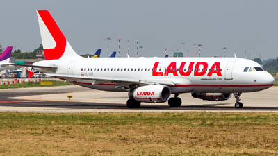 OE-LOP - Airbus A320-232 - LaudaMotion
