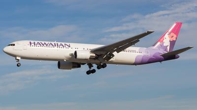 N594HA - Boeing 767-332 - Hawaiian Airlines