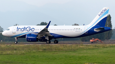 VT-IVZ - Airbus A320-271N - IndiGo Airlines