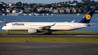 D-AIXG - Airbus A350-941 - Lufthansa