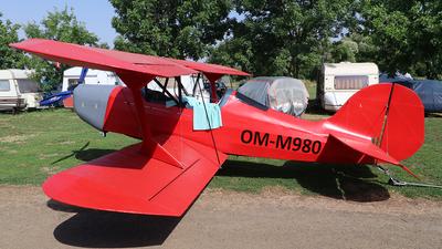 OM-M980 - Murphy Renegade Spirit - Private