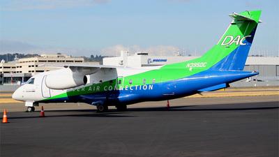 N395DC - Dornier Do-328-300 Jet - Key Lime Air