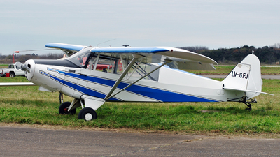 LV-GFJ - Piper PA-12 Super Cruiser - Private