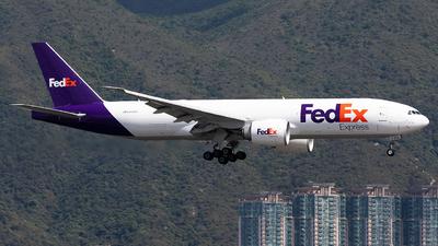 N854FD - Boeing 777-FS2 - FedEx