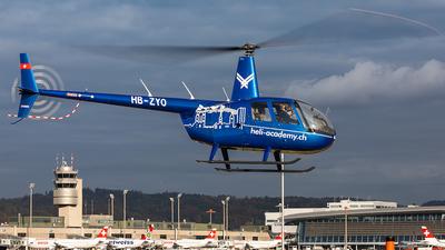HB-ZYO - Robinson R44 Raven II - Private
