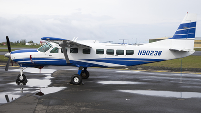 N9023W - Cessna 208B Grand Caravan - Private