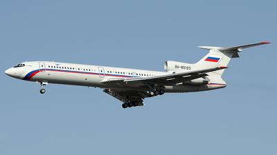 RA-85123 - Tupolev Tu-154M - Russia - Air Force