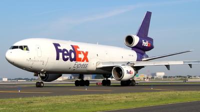 N319FE - McDonnell Douglas MD-10-30(F) - FedEx