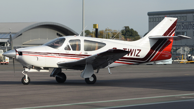 G-TWIZ - Rockwell Commander 114 - Private