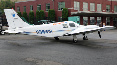 A picture of N36319 - Piper PA34200T - Airpac Airlines - © Jeroen Stroes