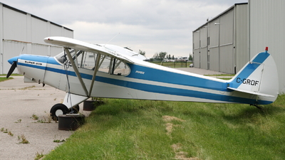 C-GRQF - Piper PA-18-150 Super Cub - Private