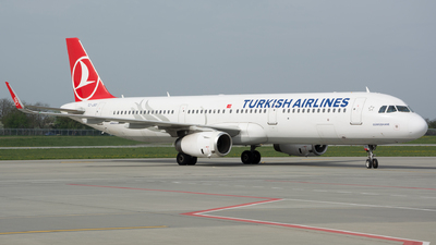 TC-JSO - Airbus A321-231 - 6563