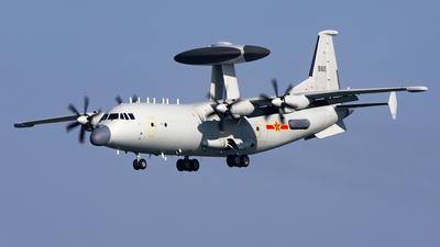 81610 - Shaanxi Y-9/KJ500 - China - Air Force
