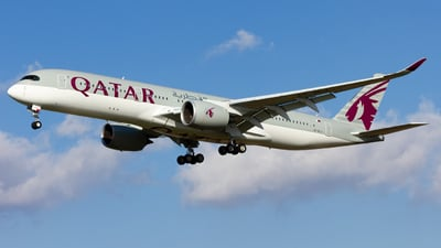 A7-ALJ - Airbus A350-941 - Qatar Airways