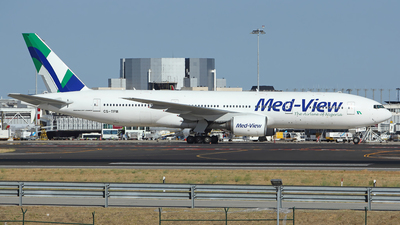 CS-TFM - Boeing 777-212(ER) - Med-View Airlines