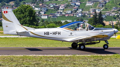 A picture of HBHFH - FFA AS202/151/16M Bravo - [108] - © kehdi737w