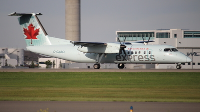 C-GABO - Bombardier Dash 8-311 - Air Canada Express (Jazz Aviation)