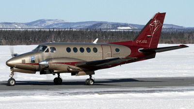 C-FJDQ - Beechcraft B100 King Air - Max Aviation