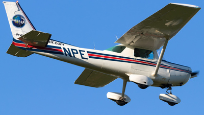 ZK-NPE - Cessna 152 - Mainland Air