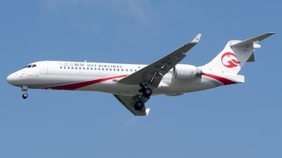 B-651E - COMAC ARJ21-700 - OTT Airlines