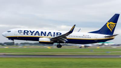 A picture of EIENI - Boeing 7378AS - Ryanair - © Carl O'Beirne