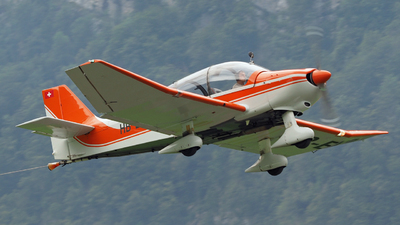 HB-EXP - Robin DR400/180R Remorqueur - Alpine Segelflugschule Schänis