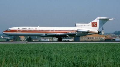 TS-JHN - Boeing 727-2H3 - Tunisair