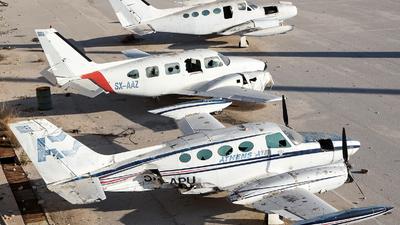 SX-APU - Cessna 411 - Athens Airways