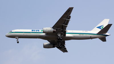 A picture of VTBDQ - Boeing 75728A(PCF) - Blue Dart Aviation - © Krish SK