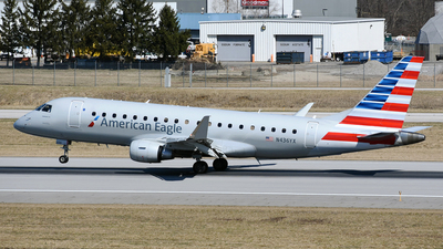 A picture of N436YX - Embraer E175LR - American Airlines - © DJ Reed - OPShots Photo Team