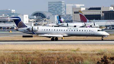 N794SK - Bombardier CRJ-701ER - United Express (SkyWest Airlines)