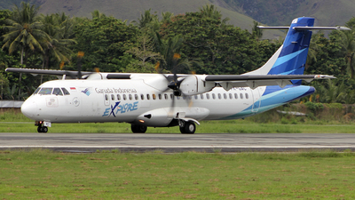 PK-GAC - ATR 72-212A(600) - Garuda Indonesia Explore
