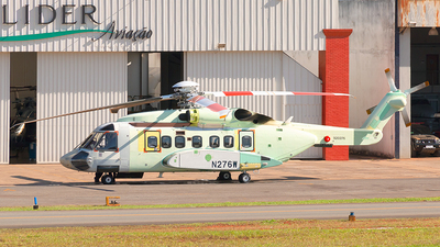 N276W - Sikorsky S-92A Helibus - Private