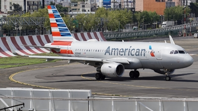 A picture of N3014R - Airbus A319115 - American Airlines - © Mauri_0307