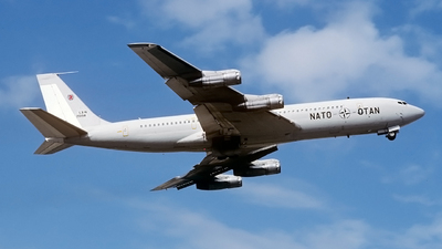 LX-N20198 - Boeing 707-329C - NATO - Airborne Early Warning Force