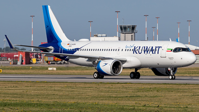 D-AUBA - Airbus A320-251N - Kuwait Airways
