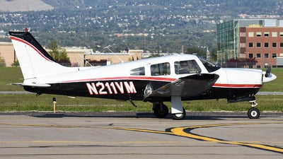 N211VM - Piper PA-28R-201 Arrow - Private