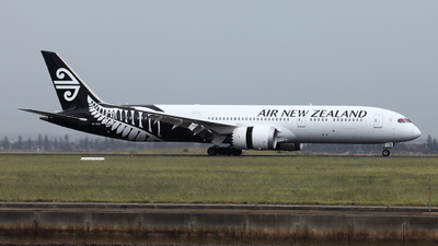 ZK-NZD - Boeing 787-9 Dreamliner - Air New Zealand
