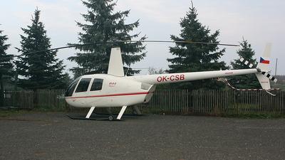 A picture of OKCSB - Robinson R44 Raven I - [14266] - © Moti Shvimer