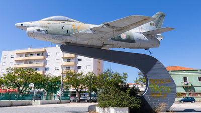 - Fiat G91-R/3 - Portugal - Air Force