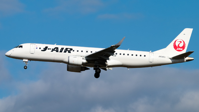 JA247J - Embraer 190-100STD - J-Air
