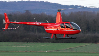 D-HELP - Robinson R44 Clipper II - Private